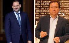 Fernández Vara exigirá al Ministro de Fomento una solución urgente para el tren extremeño tras agotarse la «paciencia»