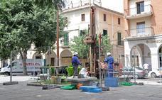 Comienza el estudio para la reforma de la plaza de España de Don Benito