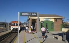 Aprobados 13 millones para renovar las vías entre Cabeza del Buey y Castuera