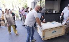 El Centro Lorca de Granada custodia ya el legado del poeta