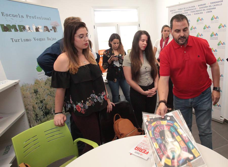 La Feria de Empleo, Emprendimiento y Empresa llega a Talarrubias y Cabeza del Buey