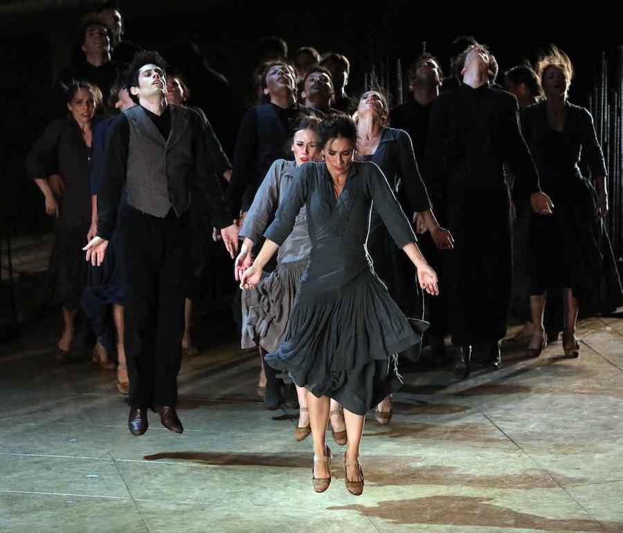 El Ballet Nacional de España y la OEx crean una 'Electra' convincente