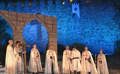 La recreación histórica será uno de los platos fuertes del Festival Templario
