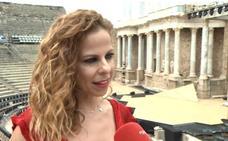 Pastora Soler promete un concierto «mágico» en Mérida