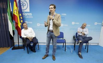 El PP rebaja a 1.696 los inscritos extremeños para votar al sucesor de Rajoy