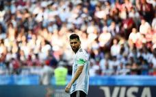 La gran losa de Messi