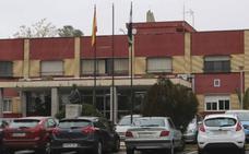 La cafetería del centro sociosanitario de Mérida se sustituye por máquinas expendedoras