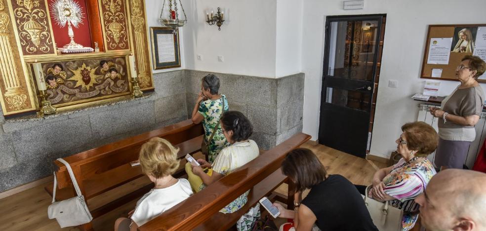 Una capilla 24 horas
