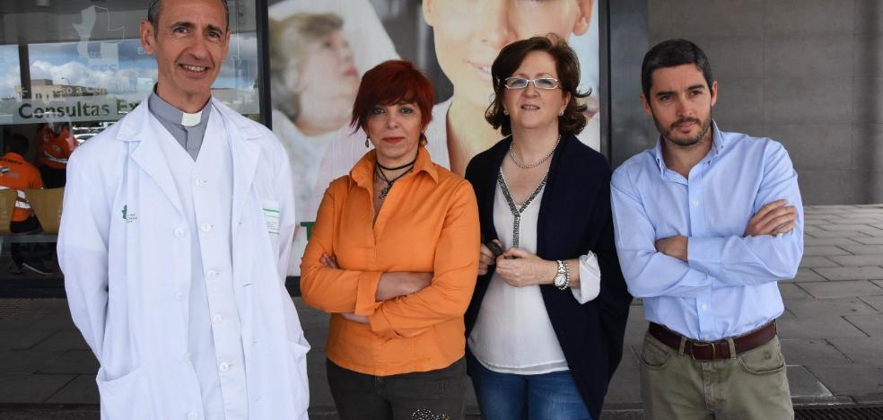 La red de voluntarios de compañía del Infanta Cristina se extiende a psiquiatría