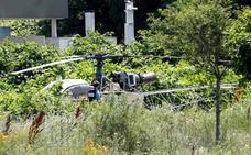 Espectacular fuga en helicóptero de uno de los presos más famosos de Francia