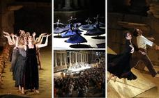 El Ballet Nacional de España y la Orquesta de Extremadura crean una 'Electra' convincente