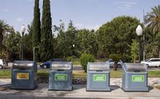 Los contenedores soterrados de Graciano y Zona Sur podrían estar antes de final de año