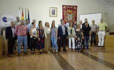 Barrera: «Vamos a trabajar para que vengan empresas a Almendralejo»