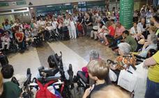Más de 200 peregrinos a Lourdes desde Cáceres