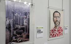 Exposición 'Pepe Carvalho' en homenaje a Manuel Vázquez Montalbán en Mérida