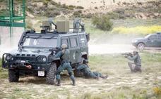 El Supremo admite a un aspirante a guardia civil «no apto» por una subida de tensión