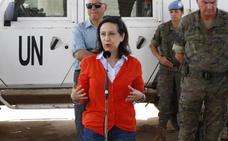 Robles asegura que «cualquier decisión de trasladar presos tendrá control judicial»