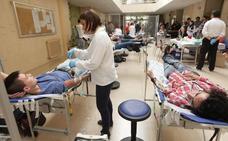 Los donantes de sangre habilitan 15 sitios extra en la provincia de Cáceres para hacer frente al verano