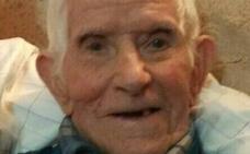 Amado Llorente, el abuelo de Barrado, fallece con 105 años
