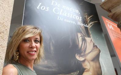 Eva Isanta, sobre el Teatro Romano de Mérida: «Es un espacio sagrado»