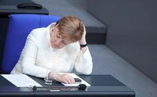 Merkel se salva, Schengen peligra