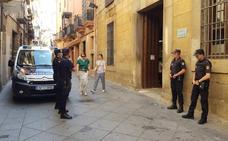 Detenido un subinspector de la Policía Local de Plasencia en la 'operación enredadera'