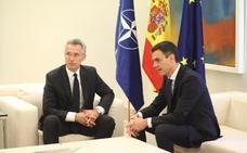 Trump pide por carta a Sánchez que aumente el gasto de España en la OTAN