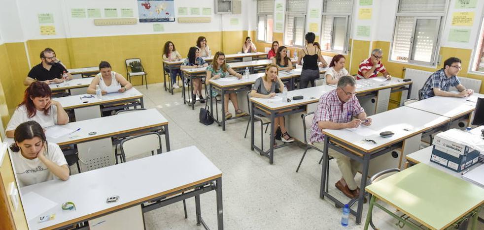Ningún aspirante supera el examen de profesor de Restauración en las oposiciones de Educación