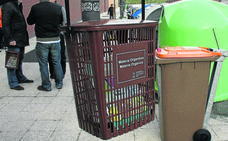 Promedio estudia un cambio en la recogida de basura orgánica para favorecer su compostaje