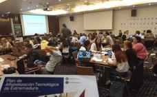 Extremadura participa en un congreso sobre el proceso de transformación digital en Tallín