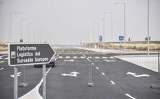 La Junta espera licitar la segunda fase de la plataforma logística a principios de 2019