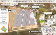 Este mes empieza la construcción de los accesos a Badajoz desde Campomayor
