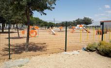 Los perros contarán con su propio parque en las pistas polideportivas del canal