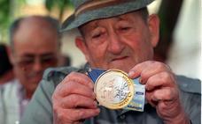 Los catadores del euro, en Málaga
