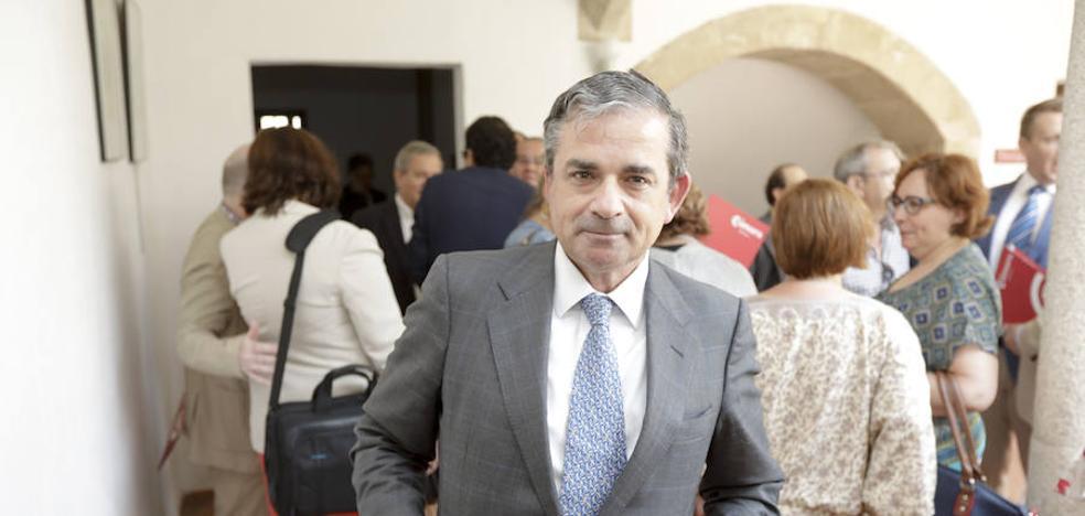 Gabriel Álvarez presidirá la Cámara de Comercio de Cáceres los próximos cuatro años