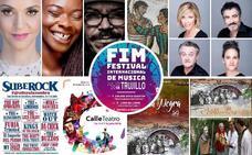Conversos, Ben-Hur, flamenco, fado y más música