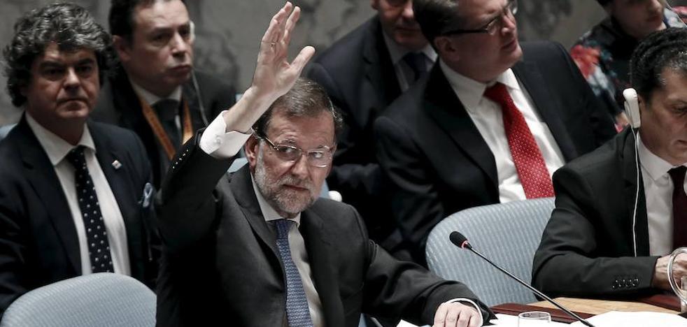 De la caminata de Rajoy al patinazo de Cospedal