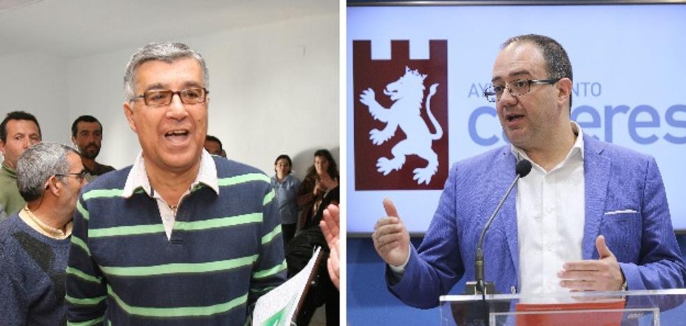 Cs echa al alcalde de Membrío y este carga contra el líder regional del partido