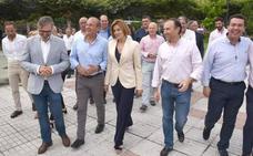 Casado gana en Extremadura a pesar del apoyo del PP regional a María Dolores de Cospedal