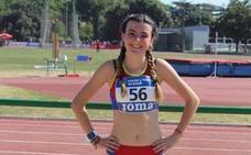 Ana Pulgarín, quinta en el Europeo