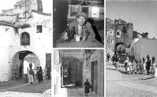 Wunderlich en Extremadura y el 'niño fantasma' del Arco del Cristo
