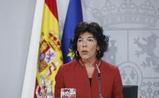 El Gobierno recurre una resolución del Parlament a dos días de la cita con Torra