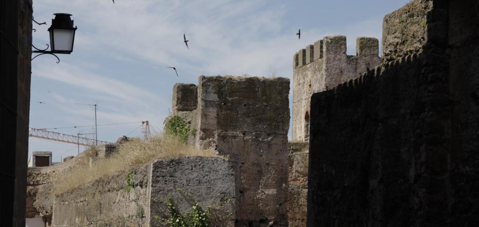 Cáceres espera que el Estado aporte otros 800.000 euros para la muralla