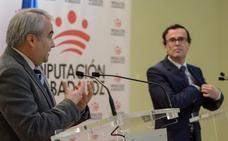 Fragoso recurrirá las bases de las ayudas del millón de euros aprobadas por la Diputación