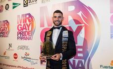 Francisco José Alvarado, de Montánchez, nuevo Míster Gay Pride España