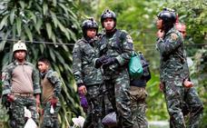 La misión de rescate de los niños tailandeses advierte de que hay «un límite de tiempo» para salvarles
