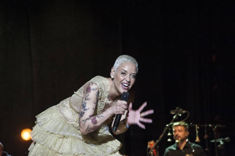 Mariza y 'Flamencronía', en el Festival de Flamenco y Fado de Badajoz