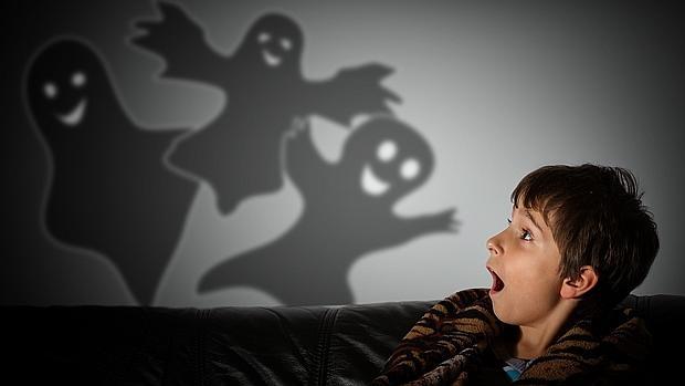 Asustar a los niños no tiene ni pizca de gracia
