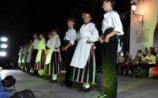 El grupo de folclore Tierra de Barros tiene este verano diez actuaciones y un viaje a Grecia