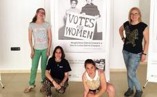 La muestra de Plena Inclusión 'Yo, tú, ellas' llega al Museo Etnográfico de Don Benito